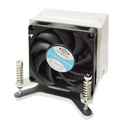 Dynatron P21 Socket 775 3U Active CPU Cooler