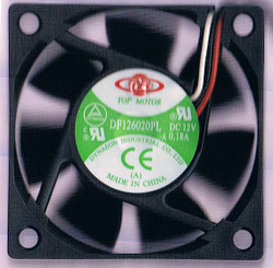 Dynatron DF126020PL-3/4G 60x20mm Ball Bearing Fan, 3pin