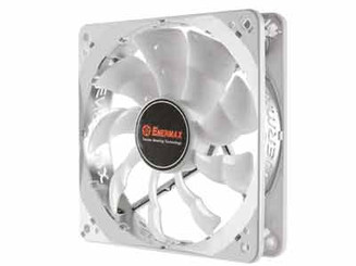 Enermax UCCL12N Cluster 9 Batwing Blade White LED 120x25mm Fan