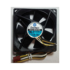 Enermax B 011388 12H-3M 80x25mm Ball Bearing Thermal Sensor Fan
