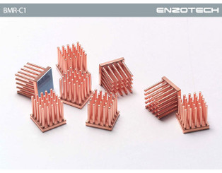 Enzotech BMR-C1 Copper BGA Heatsinks (8 Pieces)