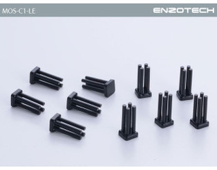 ENZOTECH MOS-C1-LE Forged Copper MOSFET Heatsink (10pcs)