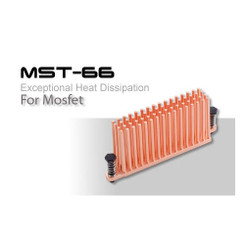 Enzotech MST-66 Full Copper MOSFET Cooler