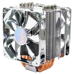 EverCool HPJ-12025 Transformer4 LGA 1366, LGA 775, AMD CPU Cooler