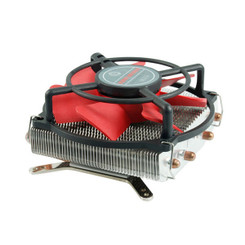 Evercool HPKC-10025 Quad Heatpipe LGA1155/1156/AM2/AM3/FM1 Low Profile CPU Cooler