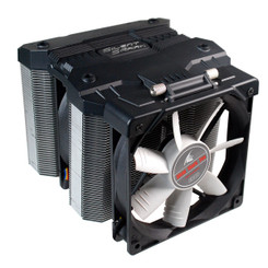 EverCool HPO-12025 SILENT SHARK 6 Heatpipe LGA2011 Universal CPU Cooler