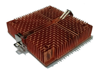 Evercool COP-6B-HS Socket370/SocketA 1U/2U/3U Copper Heatsink