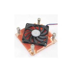 Evercool LGAL-710  LGA775 Socket T Low Profile CPU Cooler