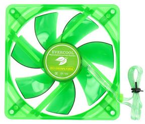 EVERCOOL EGF-12 120mm x 25mm Ever Green Fan