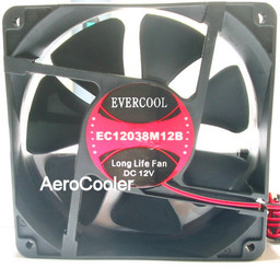 EverCool EC12038M12B 120x38mm Fan, 4Pin