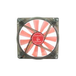EverCool RSF-14 Red Scorpion 140mm Silent Fan
