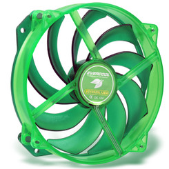 EverCool EGF-N12 Ever Green 140mm Size Fan 120mm Fan Mount