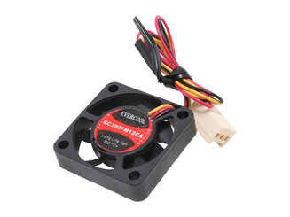 EverCool EC3007M12CA 30x30x7mm 12V Fan, 3pin