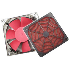 EverCool 80MM Spider Filter Fan Dust Free