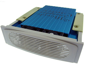 Ultimate Hard Drive cooler (Beige) with heatsink and fans