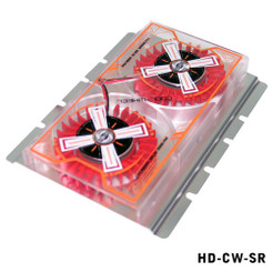 EverCool Cool Wheel HD-CW-SR Hard Drive Cooler