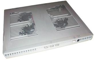 EverCool NP-201 Multi-Function Notebook Cooler (USB2.0 Hub 11-in-1 Card Reader)