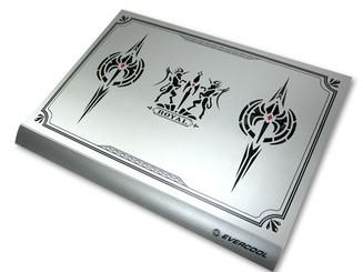 EverCool NP-901 Royal Notebook Cooling Pad (Pure Aluminum)