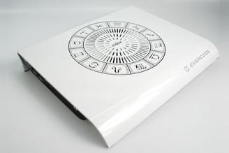EverCool NP-311W (White) Star Light Zodiac II Aluminum Notebook Cooler