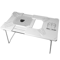 EverCool NT-101 WHITE KNIGHT Notebook Cooler/Stand