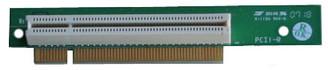 RC1003R 1U 1-slot PCI-32bit/5V reversed riser card