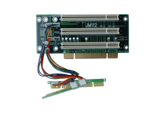 RC2007JML 2U 3*PCI-32bit/5V 33MHz single bus riser card