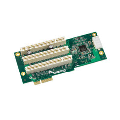 ARC2-024E PCIe x4 to 3-slots PCI fixed Riser Card