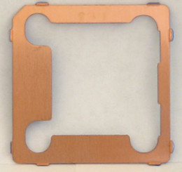 Copper CPU Shim (Type E)