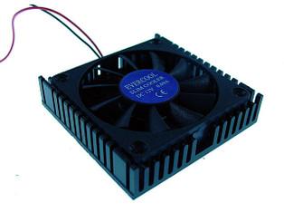 CT-5408B Super Slim 45x45x10mm Aluminum CPU/Chipset Cooler