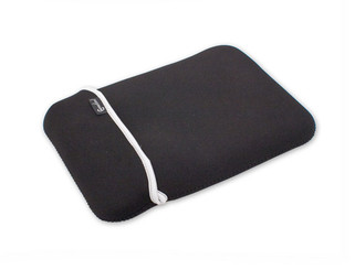 Connectland 10inch Netbook Sleeve Black/Grey