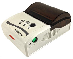 Bluetooth Mobile Mini Thermal Printer