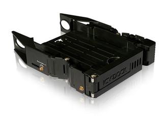 ICY DOCK MB990SP-B EZ-FIT Dual 2.5in to 3.5in SATA & IDE SSD / HDD Bracket