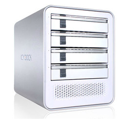 ICY DOCK MB561US-4S-1 Quad Bay eSATA/USB2.0 External Enclosure