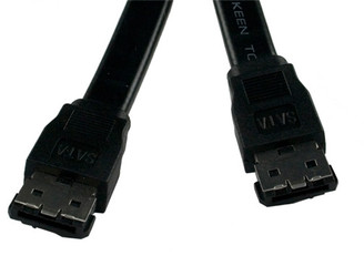 Kingwin ESAC-01 3FT eSATA to eSATA Cable