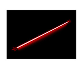 Kingwin CCLT-12RD 12inch Red Cold Cathode Light