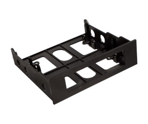 Kingwin HDM-228 Internal 3.5in to 5.25in HDD Plastic Mounting Kit