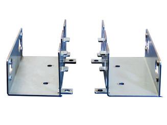 Kingwin HDM-230 3 x 2.5inch HDD/SDD to 5.25inch Bay Mounting Bracket