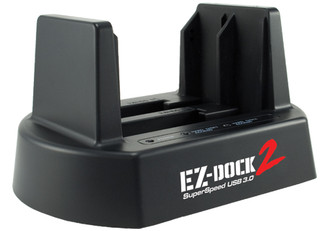Kingwin EZD-2536U3 EZ-Dock 2 USB3.0 2.5/3.5in Dual Bay SATA HDD Docking station