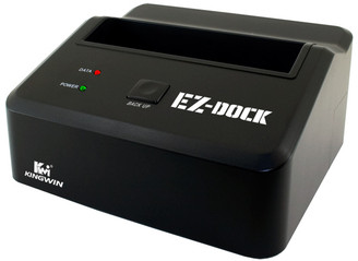 Kingwin EZD-2535 EZ-DOCK SATA HDD Docking Station w/ One touch backup