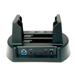 Kingwin EZD-2537U3 Dual-Bay 2.5/3.5inch SATA HDD & SSD Docking Station