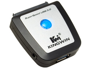 Kingwin USI-2535U3 USB3.0 to SATA Adapter
