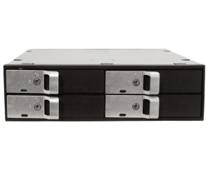 Kingwin KF-254-BK 4x2.5in SATA HDD Trayless Hot Swap Rack
