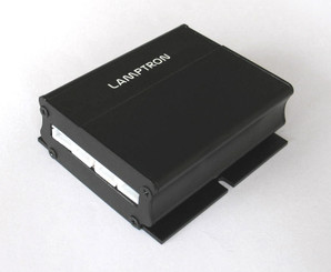 Lamptron PS-IVCFL4BK 4-Port CCFL Inverter Black Aluminum Housing