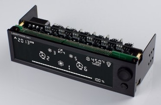 Lamptron CW611 Water Cooling Fan Controller