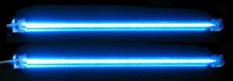 Logisys Dual Cold Cathode Fluorescent Lamp (Blue)