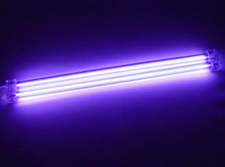 Logisys Dual Cold Cathode Fluorescent Lamp (Purple)