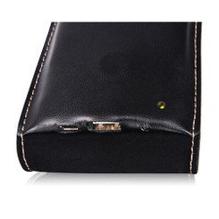 Luax2 PO-UNP-PUL1BK-00 (Black)  PL1 2,800mAh Leather Power Bank