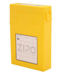 Mukii ZIO-P010-YL ZIPO 3.5in HDD Protection Storage  (Yellow)
