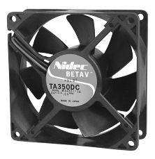 Nidec M35172-57 TA350DC 92x32mm Fan, Thermal Sensor, Dell 3Pin