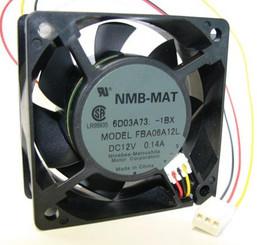 NMB-MAT Panaflo 60x25mm Low Output (FBA06A12L1BX )